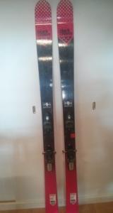 Black Crows Corvus - ski freeride