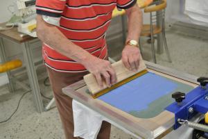 Impression sur t-shirts, textile ou objets