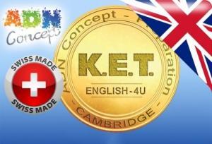 """Préparez-vous au """"KET"""" de Cambridge"""
