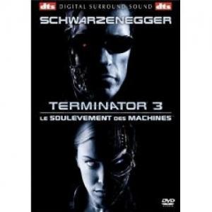 DVD Termintaor 3 - 2004