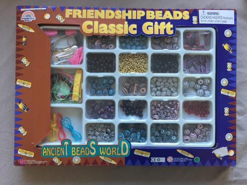 Friendship beads - Classic gift