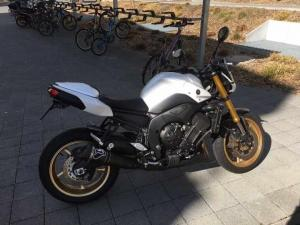 Yamaha FZ8 N ABS limited Edition
