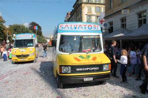 Camion de la crème glacée louer