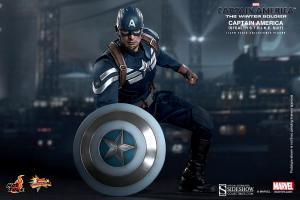 Hot toys Captain america WInter soldier (Marvel)
