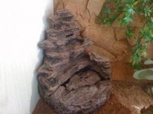 A vendre cascade pour terrarium