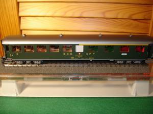 FLEISCHMANN HO 5938 SBB  CFF du Gotthard 1/2 Kl. ep.IV