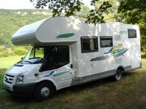 Camping car Chausson Welcome 28