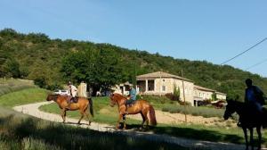 Grand gîte 4 saisos pour 8 personnes dans la Drôme