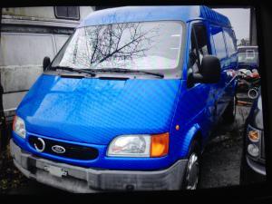 A vendre Ford transit 190L
