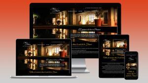 Site web haut de gamme.