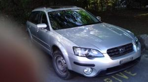SUBARU Legacy 2.5i AWD Limited (Break) tip top