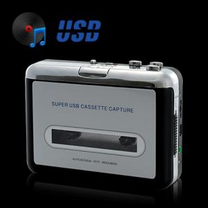 Copiez vos cassettes vers le numérique