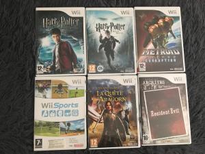 Divers Jeux Nintendo Wii