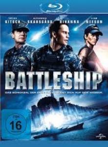 Battleship blu-ray neuf avec emballage