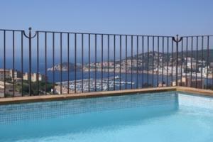 Costa Brava, Maison vue spectaculaire