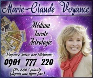 Marie-Claude VOYANCE par téléphone