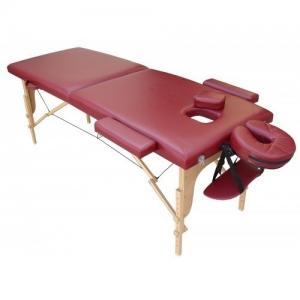 Table massage pliable en bois Vevey