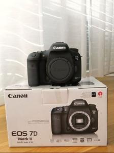 Canon EOS 7D Mark II (Topzustand)