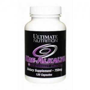 Kre-Alkalyn 120 capsules (Ultimate Nutr)