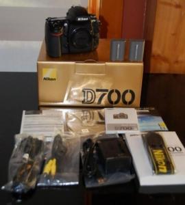 Nikon d700 en très bon état