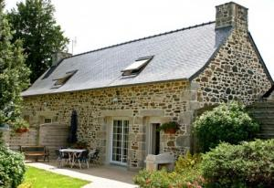 Petit gîte de caractère en Bretagne