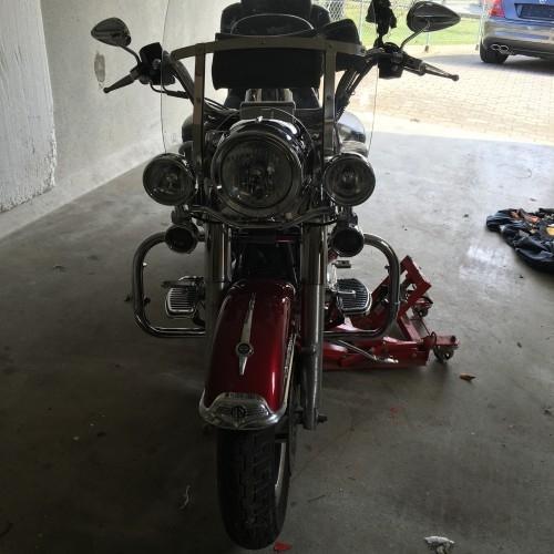A vendre superbe  Harley Davidson