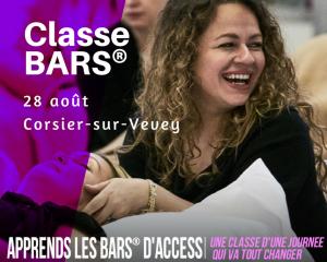 Formation Access Bars - 28 AOUT Corsier-sur-Vevey