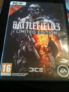 Battlefield 3 édition limitée