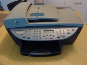 scanner avec accessoires en parfait état