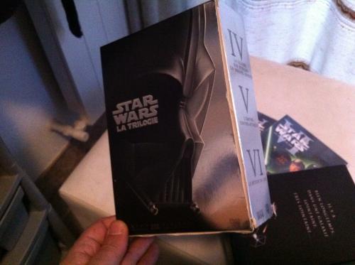Star Wars toute Première édition numérique
