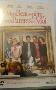 """DVD """"Mon beau-père, mes parents et moi"""""""