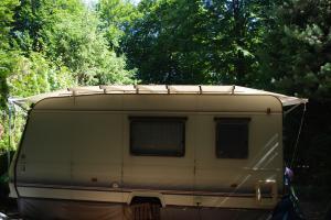 caravane pour week end et vacances