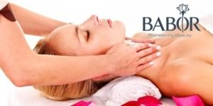 Massage  chez Babor Beauty Spa