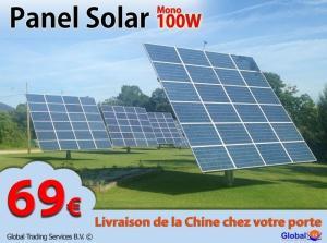 Le panneau solaire