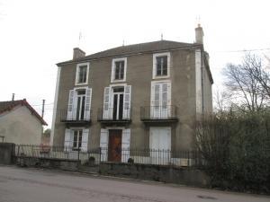 Bourgogne - Belle maison Bourgeoise