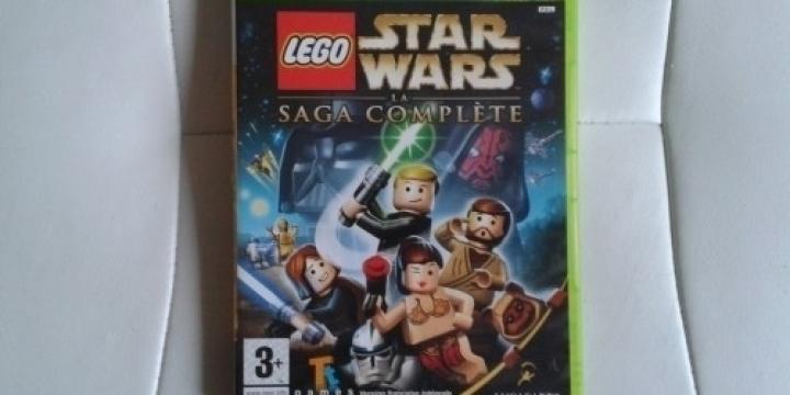 Star Wars La Saga Complète sur Xbox 360