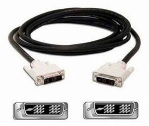 """Câble DVI - liaison double - """"Neuf dans"""