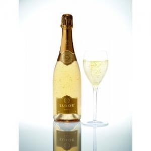 LUXOR champagne luxe aux paillettes d
