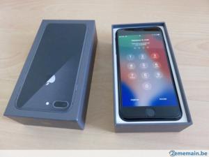 IPhone8 plus 256 GB Stern Grau unter Garantie