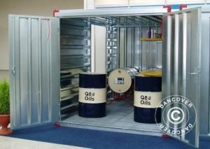 Umwelt-Container 2,25x2,2x2,2 m
