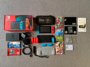 Nintendo Switch V2 Bundle