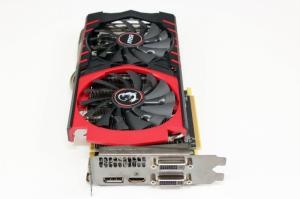 MSI GTX 970 4G GAMING - Deux cartes disponibles