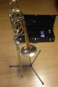 Trombone Basse Holton TR 181 neuf