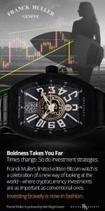 Franck Muller montres watches - regal watches