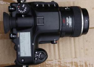 Pentax 645D + FA55D sous garantie