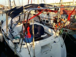 Arceau inox, Portique tres solide