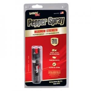 Spray au poivre Sabre Red avec Clip