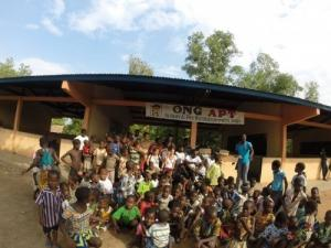 Mission ou chantier solidaire au Togo