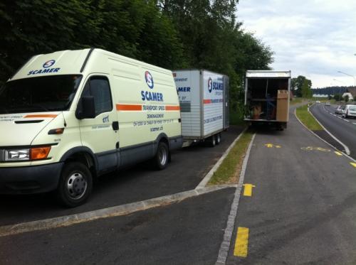DEMENAGEMENTS  transports internationaux