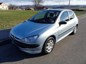 PEUGEOT 206 1,4I   EXPERTISEE LE 31.01.2018.